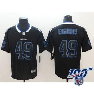 Buffalo Bills Tremaine Edmunds Jersey (3)
